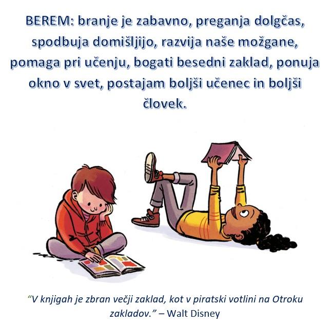 Berem – Osnovna šola dr. Ivana Korošca Borovnica